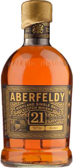 Aberfeldy 21 Years Highland Malt 750ml