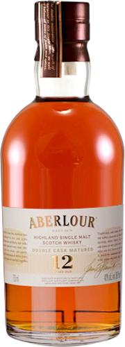 Aberlour 12 Years Double Cask Speyside Malt 700ml