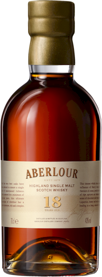 Aberlour 18 Years Speyside Malt 700ml