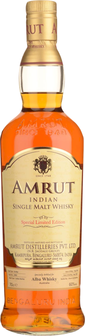 Amrut Single Rye Cask 120 Proof 700ml