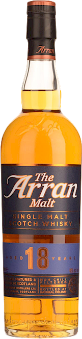 Arran 18 Years Isle of Arran Malt 700ml