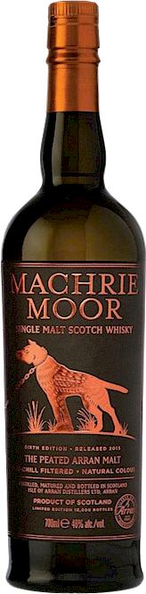 Arran Machrie Moor Isle of Arran Malt 700ml