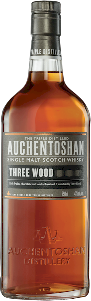 Auchentoshan Three Wood Lowland Malt 700ml