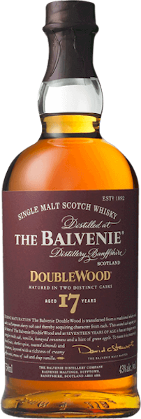 Balvenie 17 Years Double Wood Malt 700ml