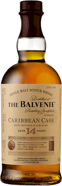 Balvenie Carribbean Cask 14 Years Malt 700ml