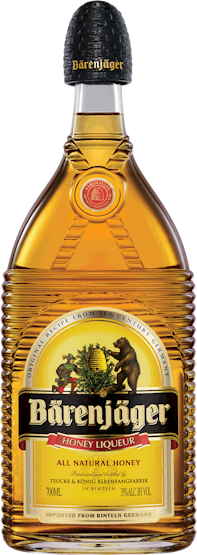 Barenjager Honey Liqueur 700ml