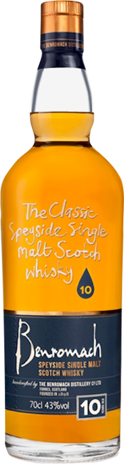Benromach 10 Years Speyside Malt 700ml