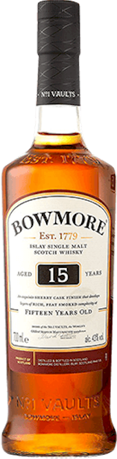 Bowmore 15 Years Islay Malt 700ml