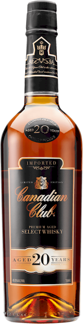 Canadian Club 20 Years Whisky 700ml