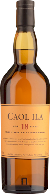 Caol Ila 18 Years Islay Malt 700ml