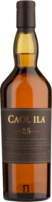 Caol Ila 25 Years Islay Malt 700ml