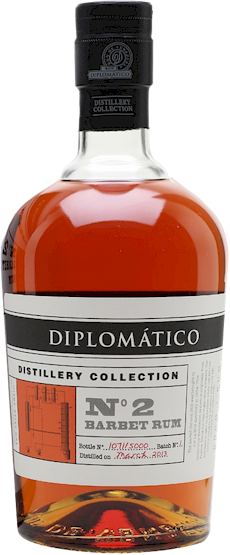 Diplomatico Collection No2 Barbet Rum 700ml