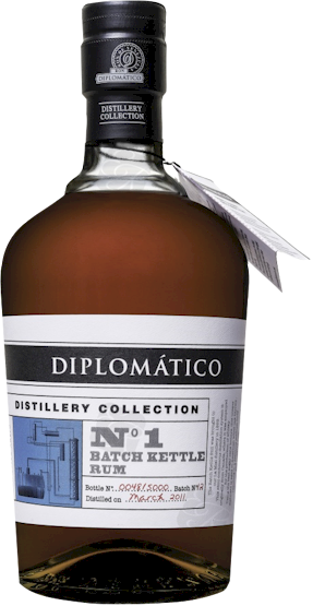 Diplomatico Collection No1 Kettle Rum 700ml