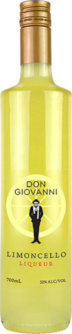 Don Giovanni Limoncello Liqueur 700ml