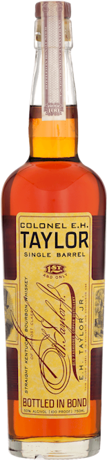 EH Taylor Single Barrel Bourbon 750ml