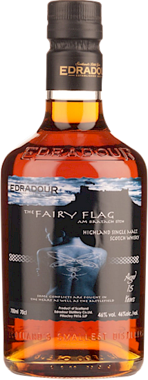Edradour Fairy Flag 15 Years Malt 700ml