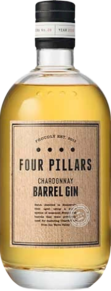 Four Pillars Chardonnay Barrel Aged Gin 500ml