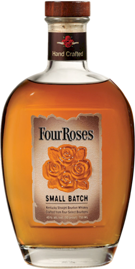 Four Roses Small Batch Straight Bourbon 700ml
