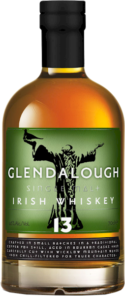 Glendalough 13 Years Single Irish Malt 700ml