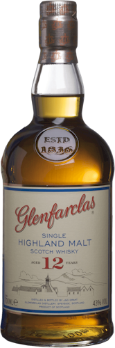 Glenfarclas Single Malt Whisky 12 Years 700ml