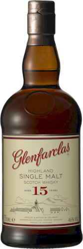 Glenfarclas Single Malt Whisky 15 Years 700ml