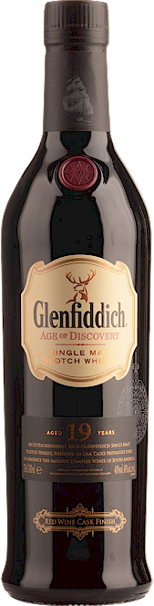 Glenfiddich Age Of Discovery 19 Years Wine Cask 700ml
