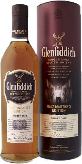 Glenfiddich Malt Masters Edition 700ml - Buy