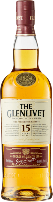 Glenlivet 15 Years French Oak Malt 700ml