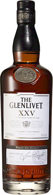 Glenlivet XXV 25 Year Old Single Malt 700ml
