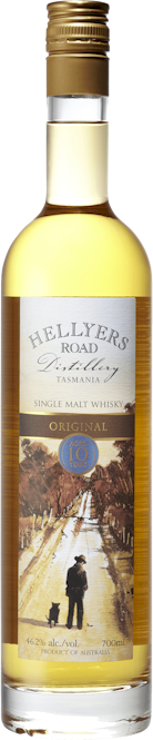 Hellyers Road 10 Years Tasmanian Single Malt 700ml