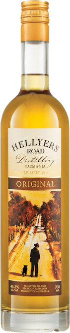 Hellyers Road Original Tasmanian Single Malt 700ml