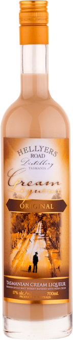 Hellyers Road Original Whisky Cream 700ml