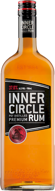 Inner Circle Red Batch Distilled Rum 700ml