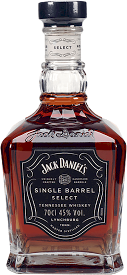 Jack Daniels Single Barrel Tennessee 700ml