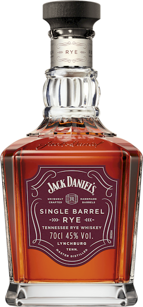 Jack Daniels Single Barrel Rye 700ml