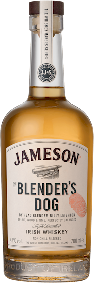 Jameson Blenders Dog Irish Whiskey 700ml