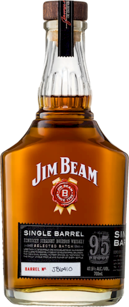Jim Beam Single Barrel Bourbon 700ml