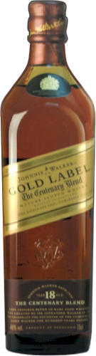 Johnnie Walker Gold  Centenary 18 Years 750ml