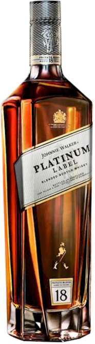 Johnnie Walker Platinum 18 Years 750ml