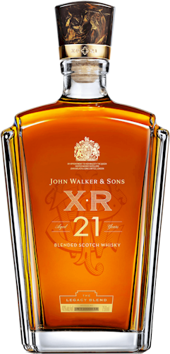 Johnnie Walker XR 21 Year Old Scotch 700ml