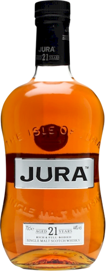 Isle of Jura 21 Year Single Malt 700ml