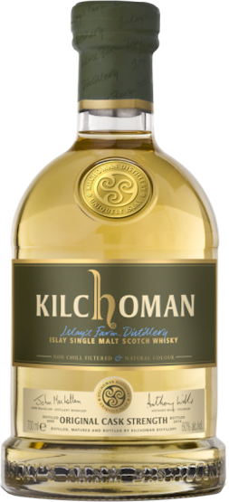 Kilchoman Original Cask Strength Islay Malt 700ml - Buy