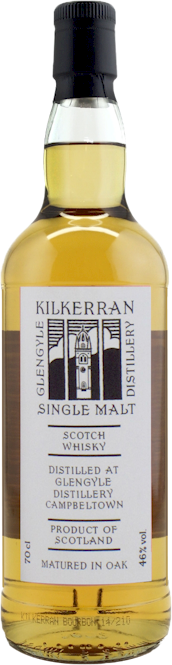 Glengyle Kilkerran Work in Progress 1st Release Malt 700ml