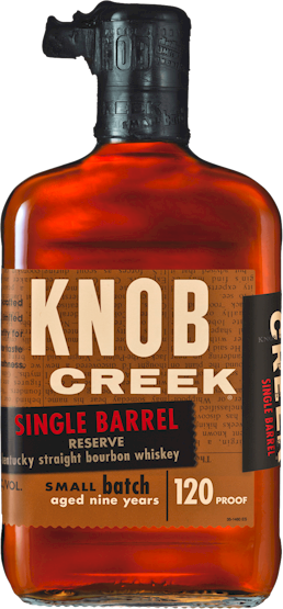 Knob Creek 9 Years Single Barrel 120 Proof 700ml