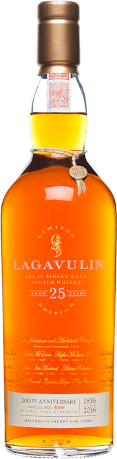 Lagavulin 25 Years Islay Malt 700ml