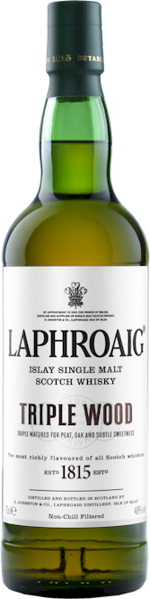 Laphroaig Triple Wood Islay Malt 750ml