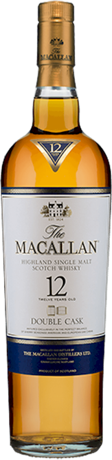 Macallan 12 Years Double Cask Speyside Malt 700ml