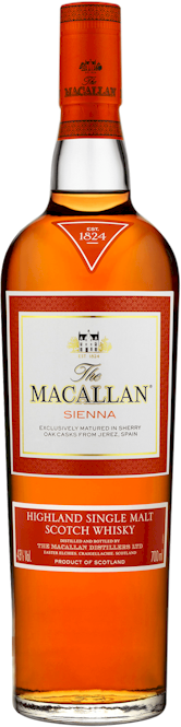 Macallan Sienna Speyside Malt 700ml