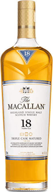 Macallan 18 Years Triple Cask Single Malt 700ml