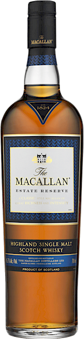 Macallan Estate Reserve Speyside Malt 700ml